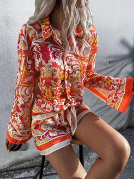 Blouse - Tropical vibes