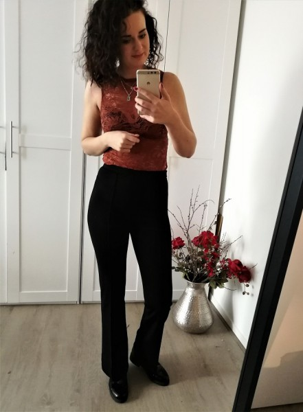 Bodysuit - Rusty lace