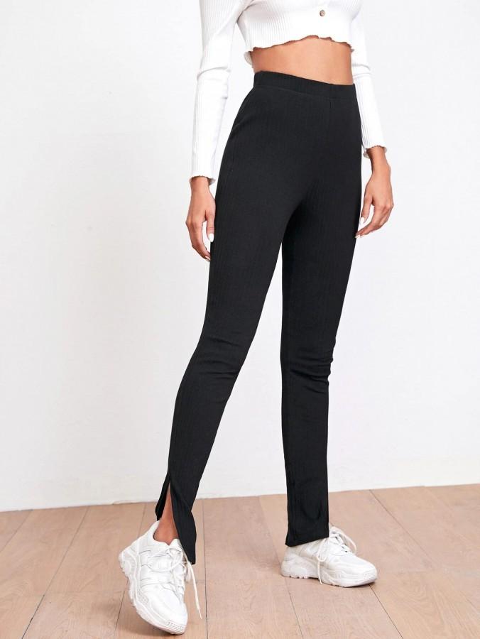 Pants - Split leggings